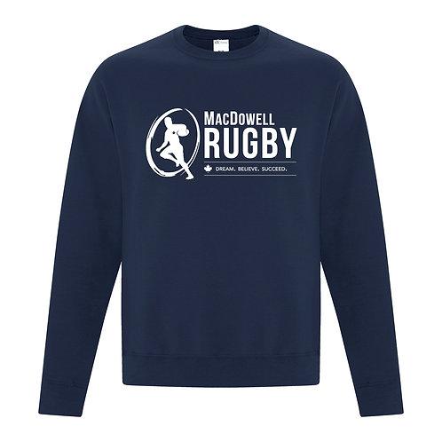 MacDowellRugby Vintage Crew Neck