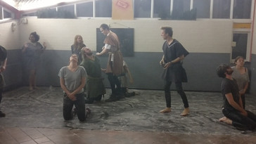 Final Battle Rehearsal 2