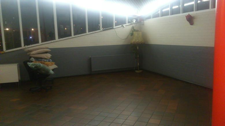 Rehearsal space (pre-ballet floor