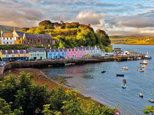 Good Traveling in Scozia