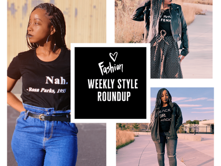 Weekly Style Roundup – Week of 8/5