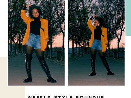 Weekly Style Roundup