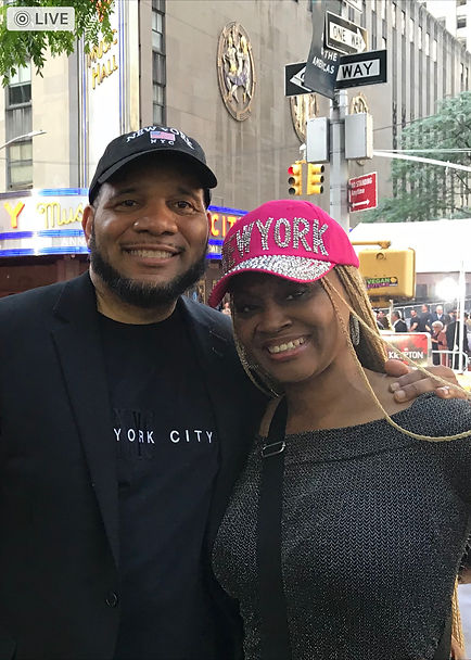 Pastor Larry & Lasy Lene'a Trice