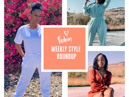Weekly Style Roundup – Week of 7/29