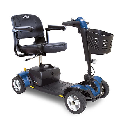 Pride Mobility Go-Go Sport 4-Wheel  FDA Class II Medical Device*