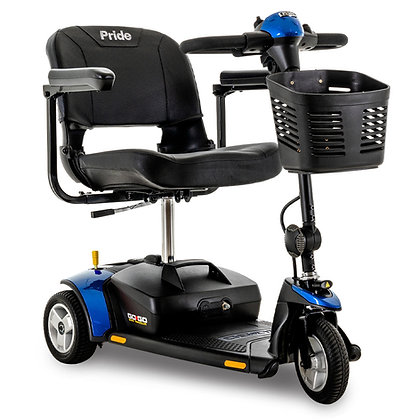 Pride Mobility Go- Go Elite Traveller 3-Wheel  FDA Class II Medical Device*