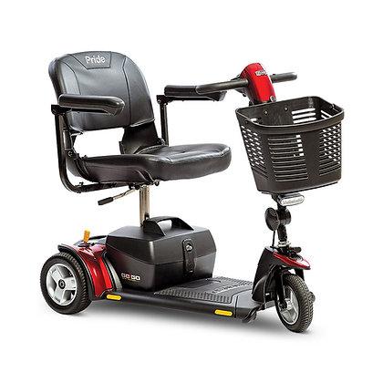 Pride Mobility Go-Go Elite Traveller Plus 3-Wheel  FDA Class II Medical Device*