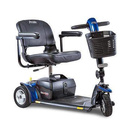 Pride Mobility Go-Go Sport 3-Wheel  FDA Class II Medical Device*