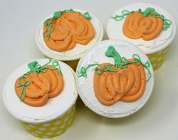Pumpkin Mini Cake!