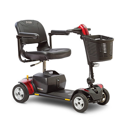 Pride Mobility Go-Go Elite Traveller Plus 4-Wheel  FDA Class II Medical Device*