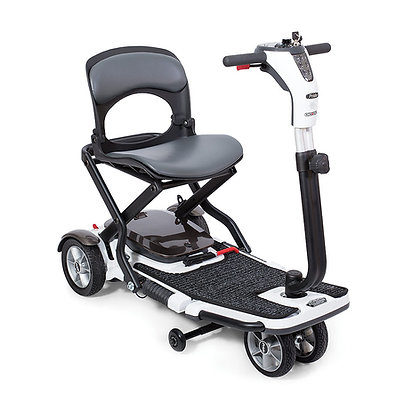 Pride Mobility Go-Go Folding Scooter 4-Wheel  FDA Class II Medical Device*