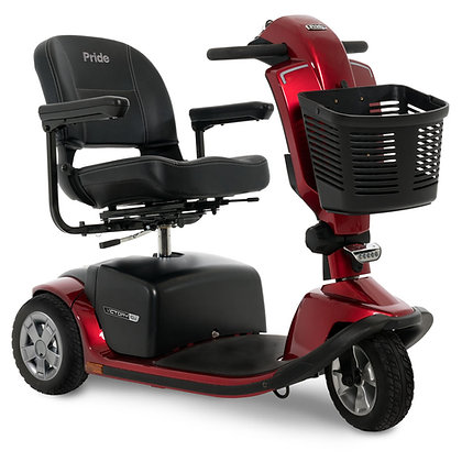 Pride Mobility Victory 10.2 3-Wheel FDA Class II Medical Device*