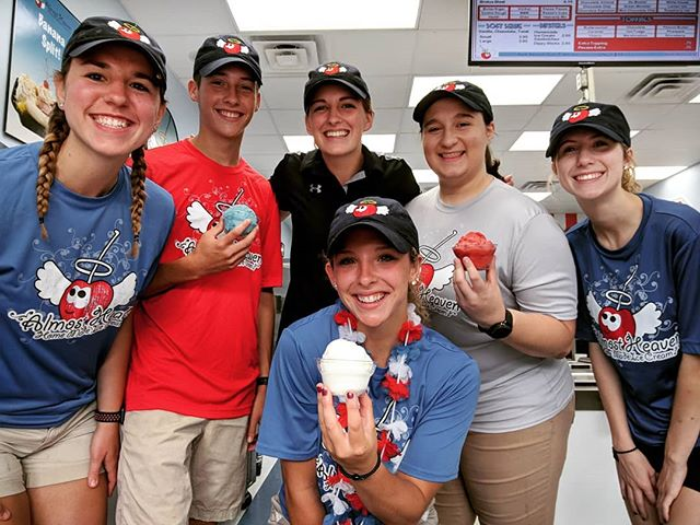 Happy Fourth of July! Stop by before the