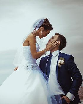Hochzeit Portrait
