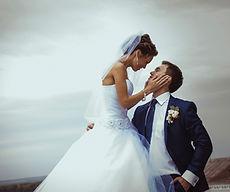 Portrait de mariage