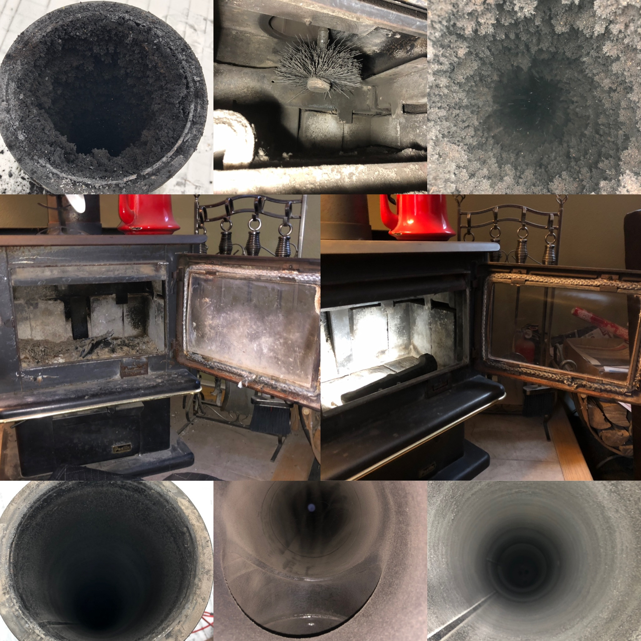 Wood Stove \ Insert Cleaning