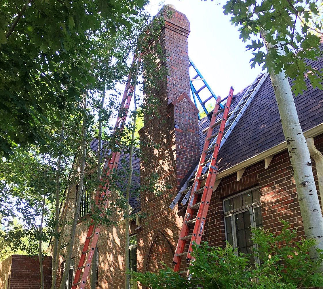 Chimney Repair Inspection