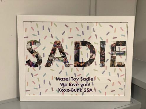 "name ""SADIE,"" medium"
