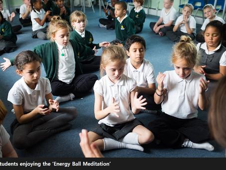 The First Power Brain Education Pilot School in UK