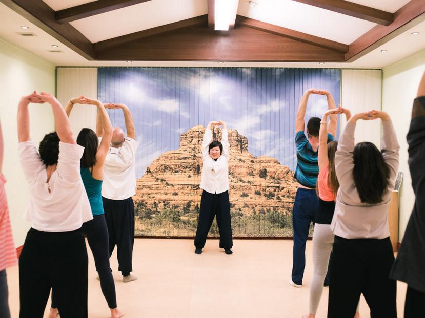Body & Brain Yoga & Ki Gong