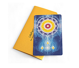 Life Particle Card