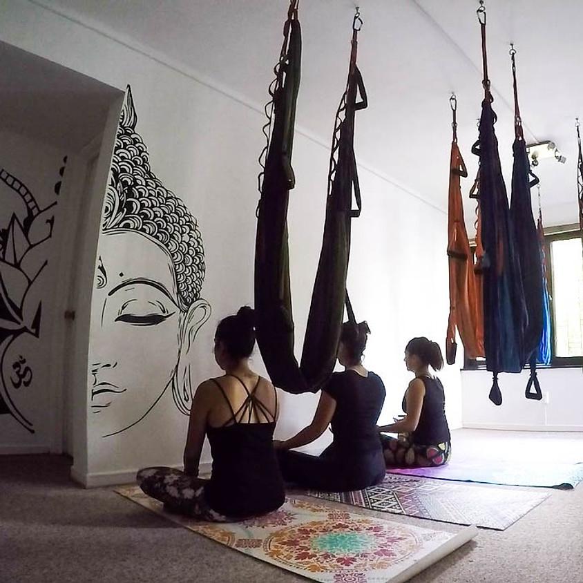 Día Internacional del Yoga - Clase Gratis 12.30 pm