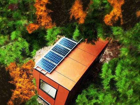Neden Mobile Tiny House (Tekerlekli küçük ev) tercih etmelisiniz?