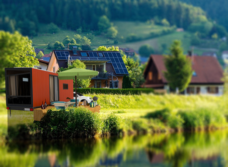 Dikkat Çeken Tiny House Casa Lokomotif