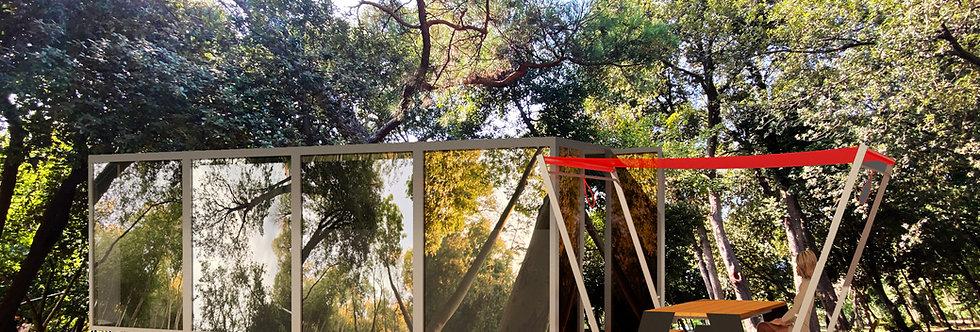 Glass Camper