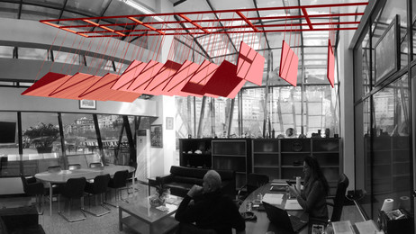 Miniatürk Ofis Akustik Tavan Önerisi