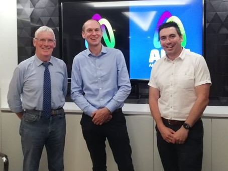 Frank Visits Specialist Group