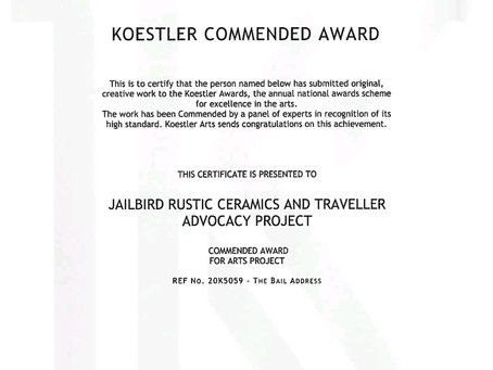 Traveller Advocacy Service receives award