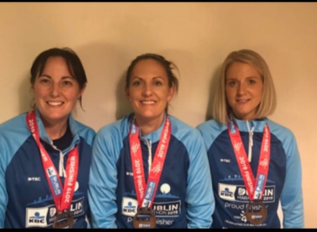 Penny, Cathy and Orla go above and beyond for ALPs