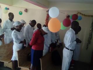 3 Weddings & 11 Baptism