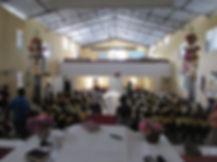 Padre Las Casas Interior with people