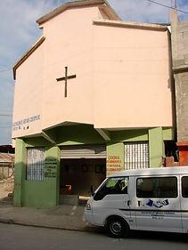 Cienfuegos Chruch Exterior
