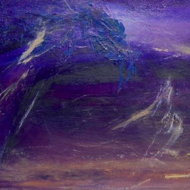 Night, 11 x 14, Oil on canvas