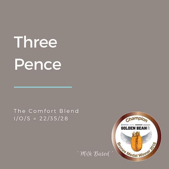 THREE PENCE COFFEE BEANS
