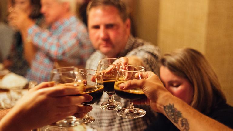 Community Table Series:  Beer Pairing Dinner