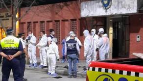 Realizarán una investigación interna por el incendio en la Brigada Femenina