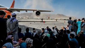 La ONU espera hasta medio millón de refugiados afganos más este año