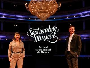 El Septiembre Musical se vivirá en televisión