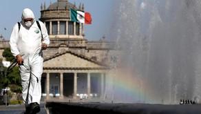 México superó los tres millones de casos de covid-19