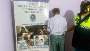 Violencia de género: dos detenidos en las últimas 72 horas