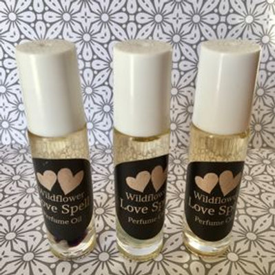 Love Spell Perfume Oil