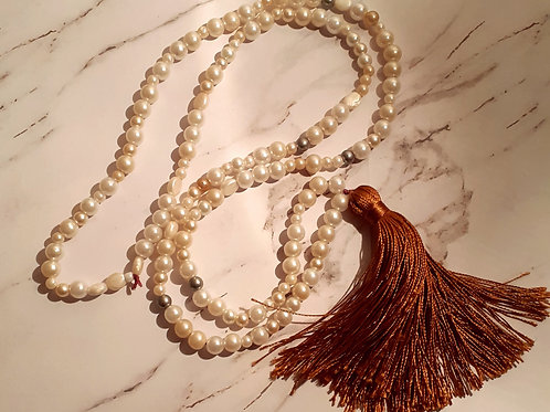 Boho Long Tassel Necklace