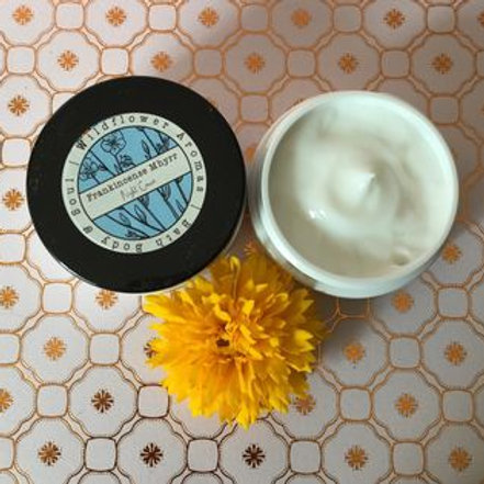 Frankincense & Myrrh Night Face Cream