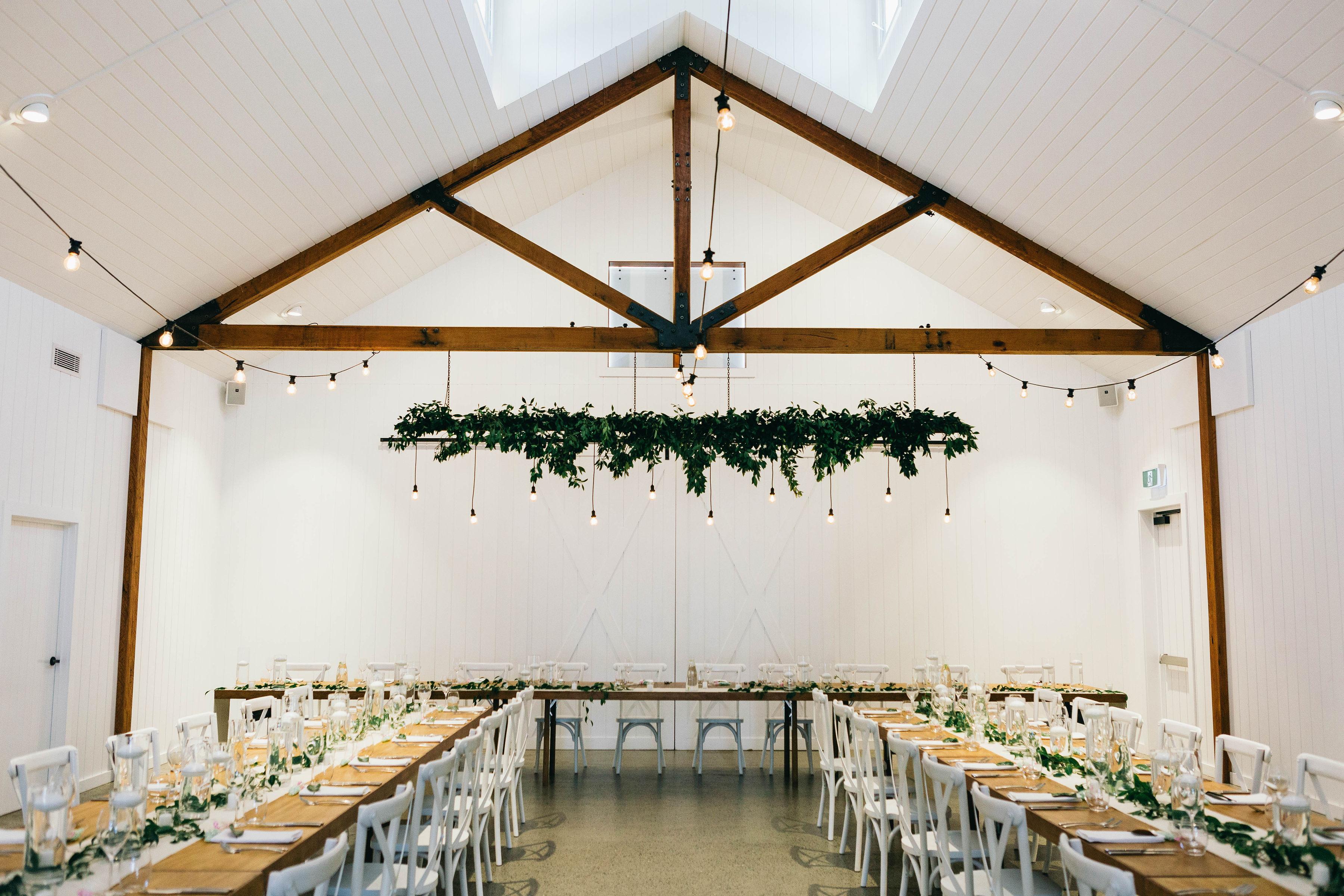 Summergrove barn wedding