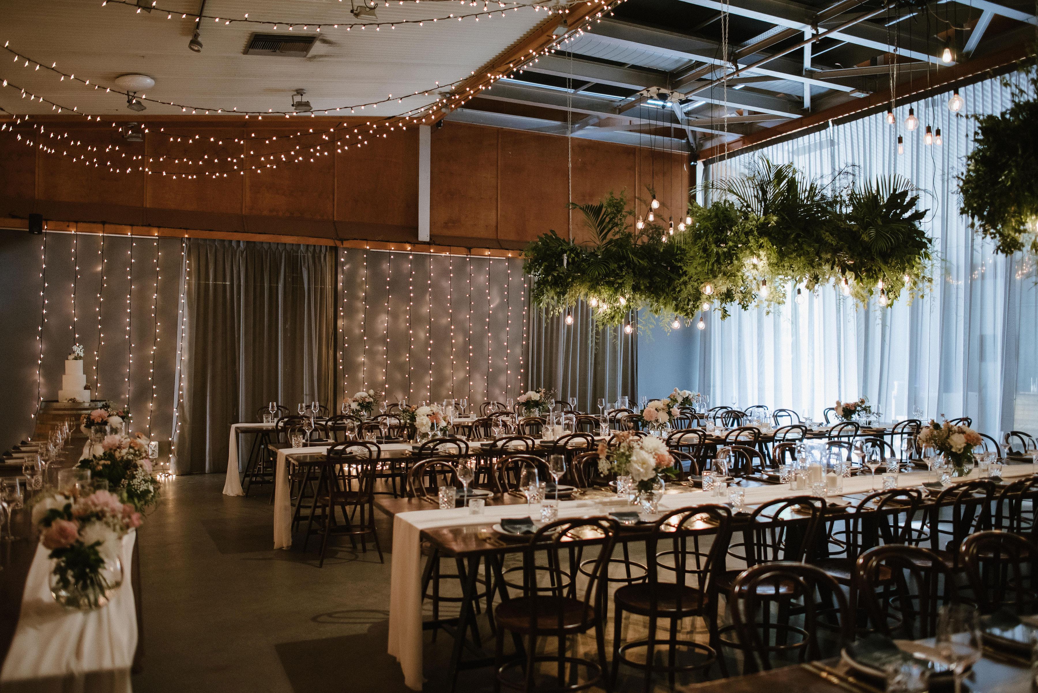 Osteria Casuarina wedding