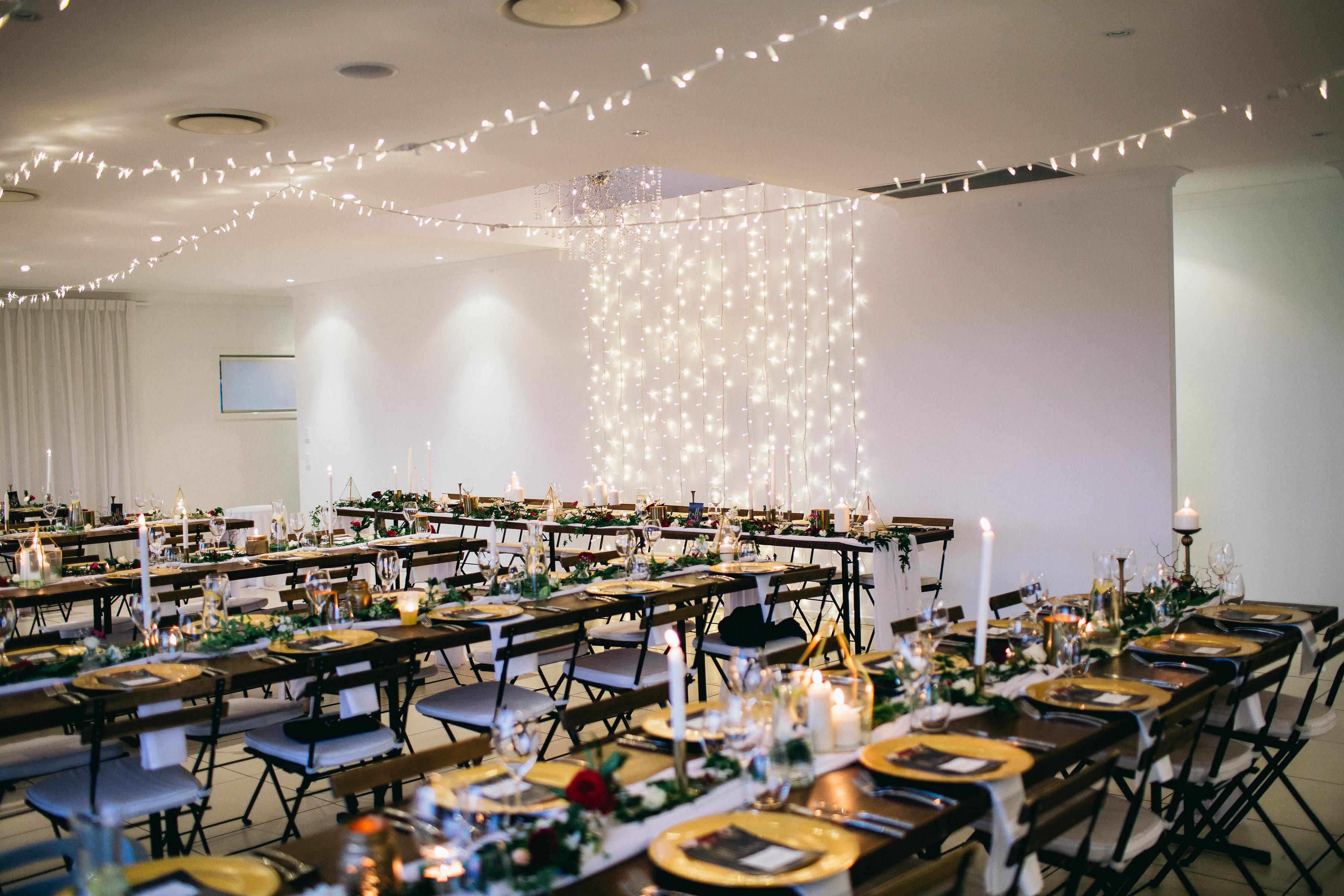 summergrove estate wedding recption